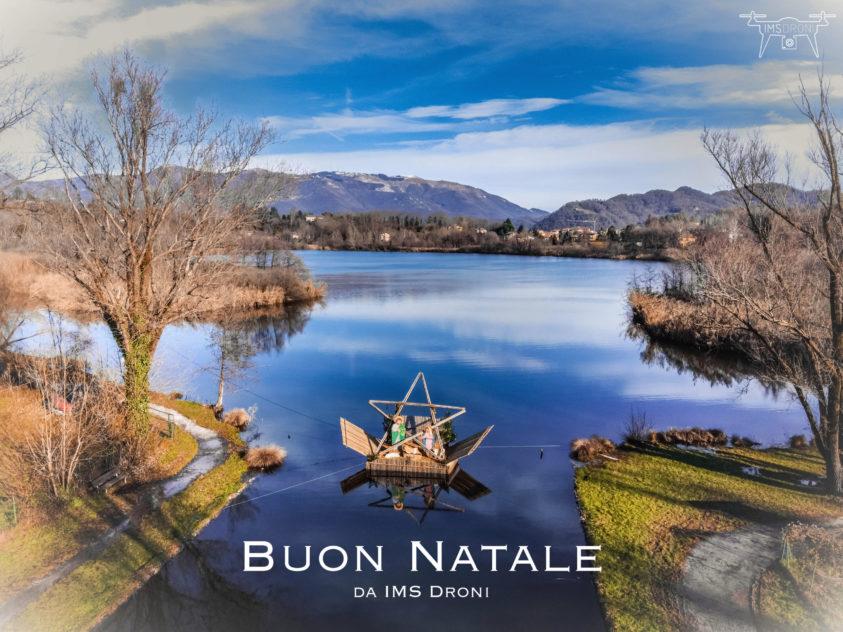 Presepe Sartirana – Buon Natale by IMS Droni