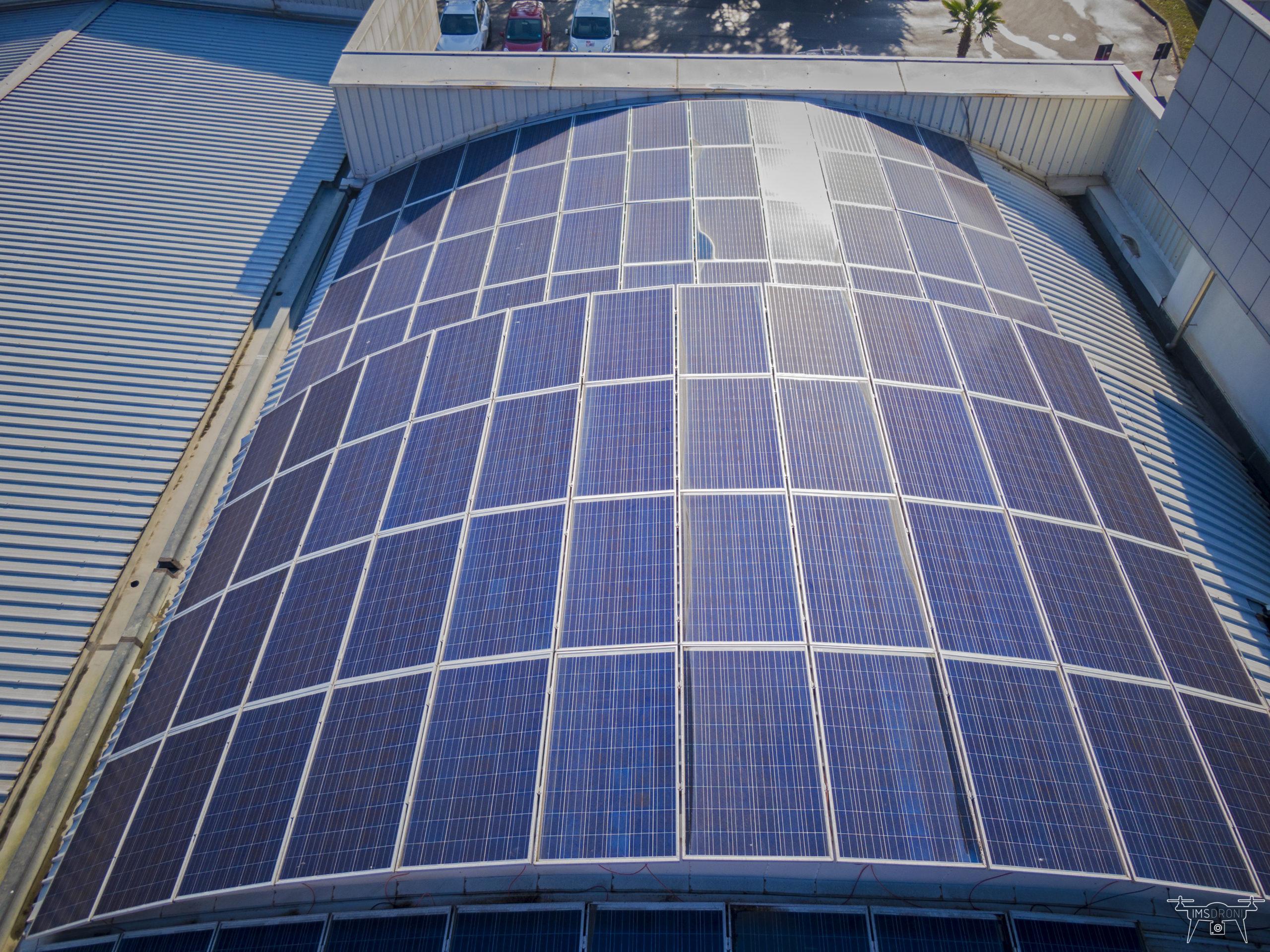 Controllo pannelli solari