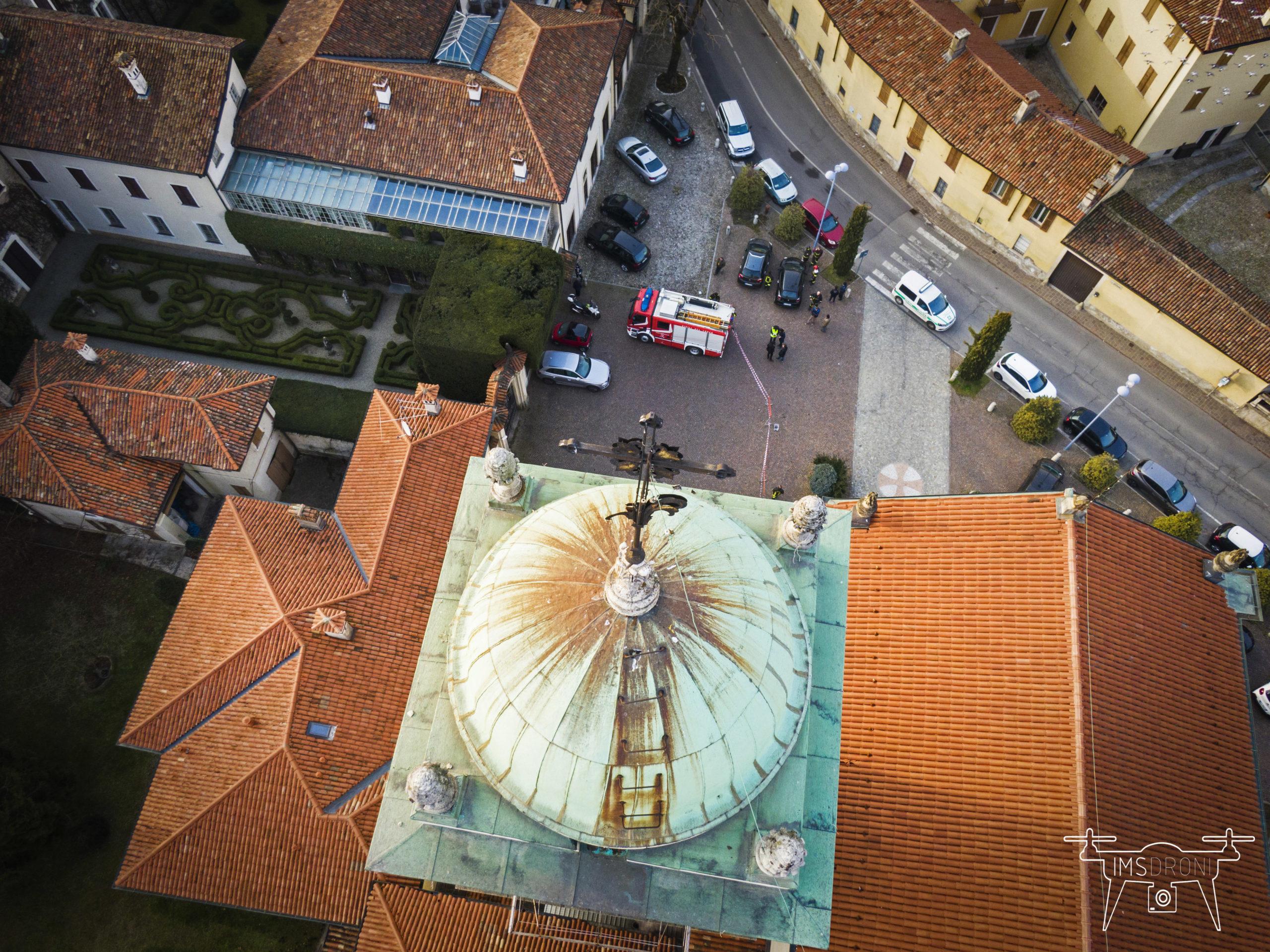 Ispezione campanile di Cernusco